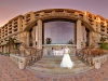 bride-on-back-steps