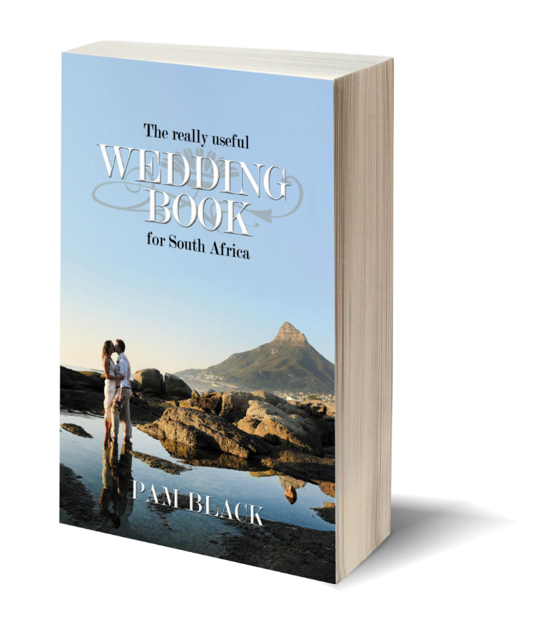 wedding book written by pam black the