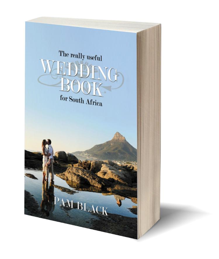 wedding book written by pam black the